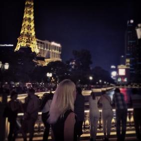I'm in Paris... no still Las Vegas!