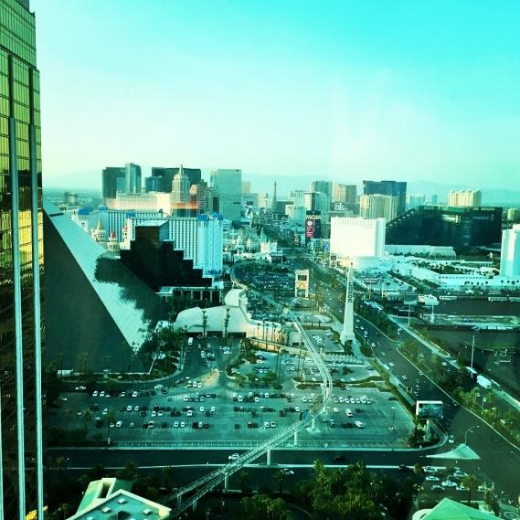 Hello Las Vegas!