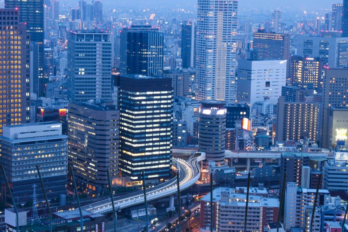 Vibes of Osaka